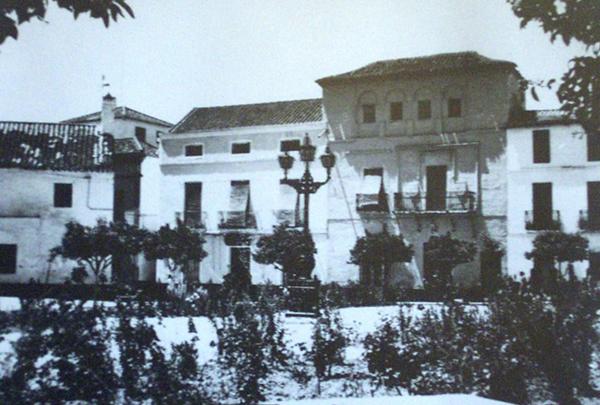 Plaza de los Naranjos 1930