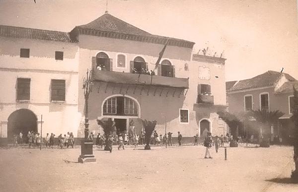 Plaza de Los Naranjos 1920